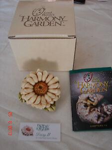LORD-BYRON-039-S-DAISY-II-HARMONY-GARDEN-NIB-Trinket-Box