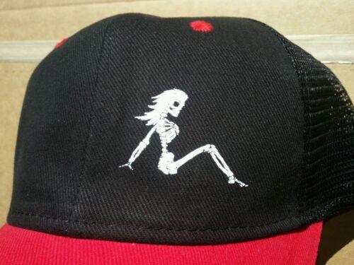 Bonemamas Trucker style Hat Snap Back vented