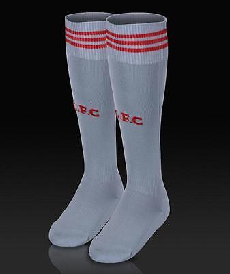 Adidas Fc Liverpool [size 1/mis. 34 - 36] Ritaglio Grigio Nuovo & Ovp-mostra Il Titolo Originale