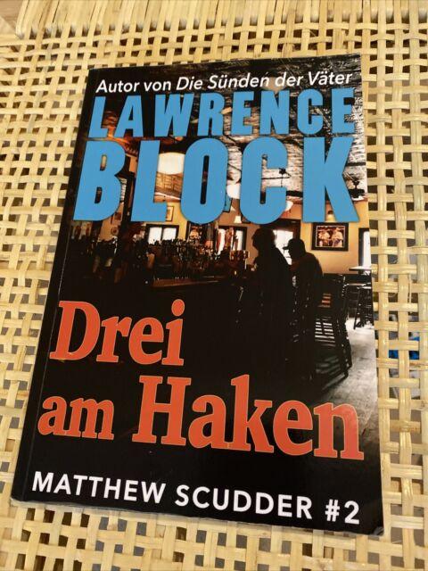 Drei am Haken (Matthew Scudder) von Lawrence Block   Buch   Zustand Gut