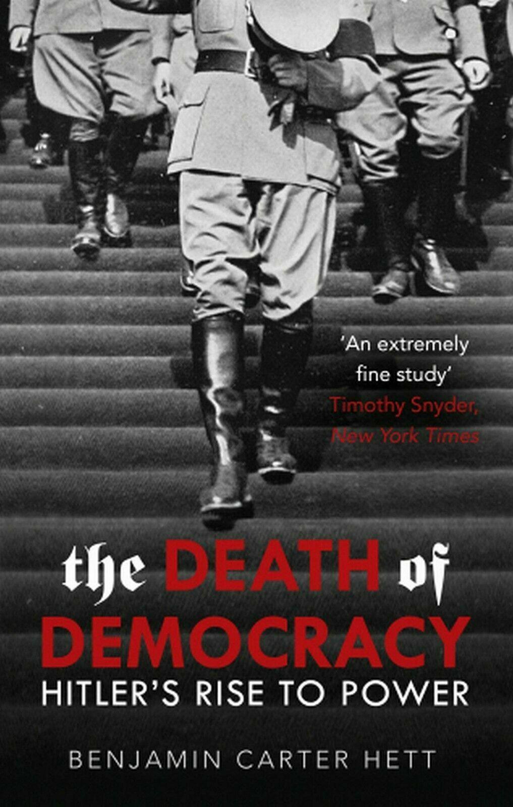 books fascism corruption Nazi military politics totalitarianism history