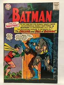 Batman-175-VF-8-0-1st-Print-DC-Comics