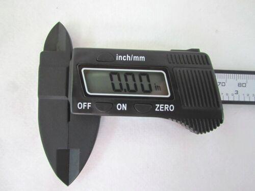 "NEW LCD 6/"" 150mm Composite  Digital Caliper Electronic Vernier"