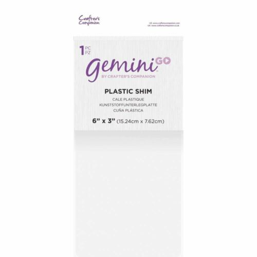 1Pk Crafter/'s Companion Replacement Go Machine Plastic Shim Accessory