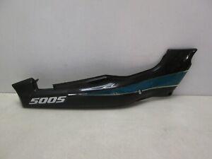 Heckverkleidung-rechts-Verkleidung-FAIRING-REAR-RIGHT-Kawasaki-GPZ-500-S-EX500D
