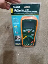 Extech Ex470a 12 Function True Rms Professional Multimeterinfrared Thermometer