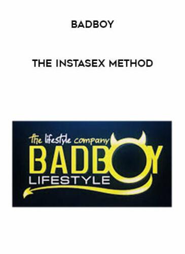 BadBoy $67 The Instasex Method Package Value