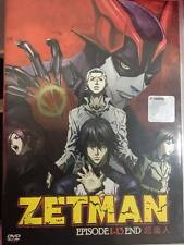 DVD Zetman Episode 1-13 End with Eng sub + Free Shipping
