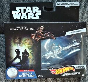 Hot-Wheels-Star-Wars-Commemorative-Series-Speeder-Bike-Sealed