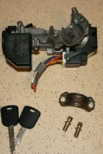 2 NEW BOLT Auto 03-07 Honda Accord Ignition Lock Cylinder Switch With 2 Keys