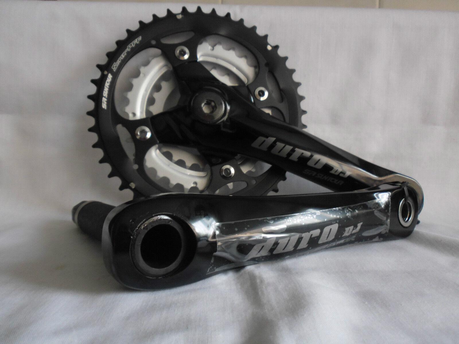 BICI SR SUNTOUR duro pedaliera in 443222 T SCW052