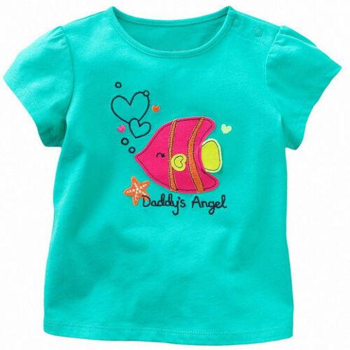 6 18M 2 New Beautiful Girls//Toddler T-Shirt//Tee Size