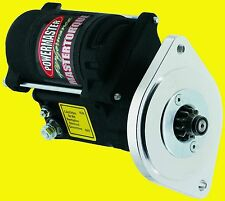 351C Powermaster Starter 9504; XS Torque Satin 2-Hole for Ford 289//302//351W SBF