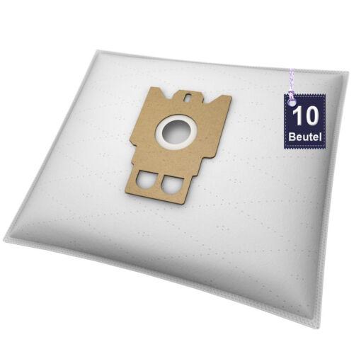 Staubsaugerbeutel passend für Miele Parkett /& Co Vlies Filtertüten Dust Bags