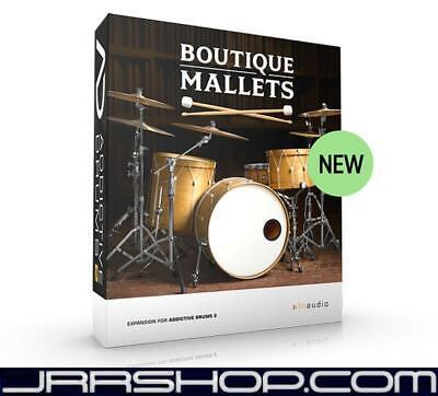 XLN Audio Addictive Drums 2 Studio Prog eDelivery JRR Shop
