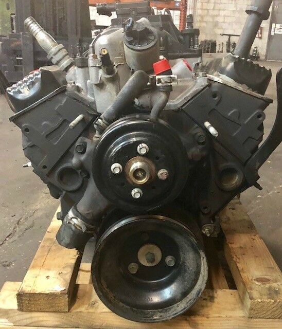 2007 Chevrolet Silverado 1500 Engine 5 3l Vin 0 8th Digit Opt Lmg 85k Miles For Sale Online Ebay