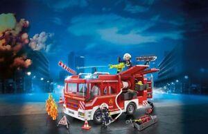 Playmobil 9464 - Véhicule de lutte contre l'incendie, Neuf / Embal.   Origine