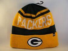 Buy NFL  47 Breakaway Cuff Knit Hat Green Bay Packers online  7469dc8c2