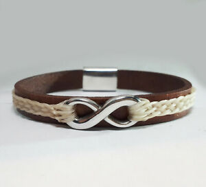 Armband aus Pferdehaar Unikat