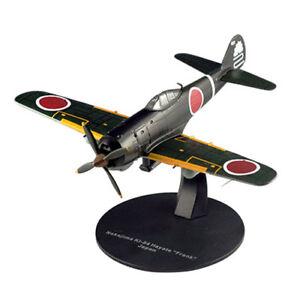 Deagostini-WW2-Avion-Coleccion-1-72-Volumen-7-Caza-Nakajima-Ki84-Hayate-Frank