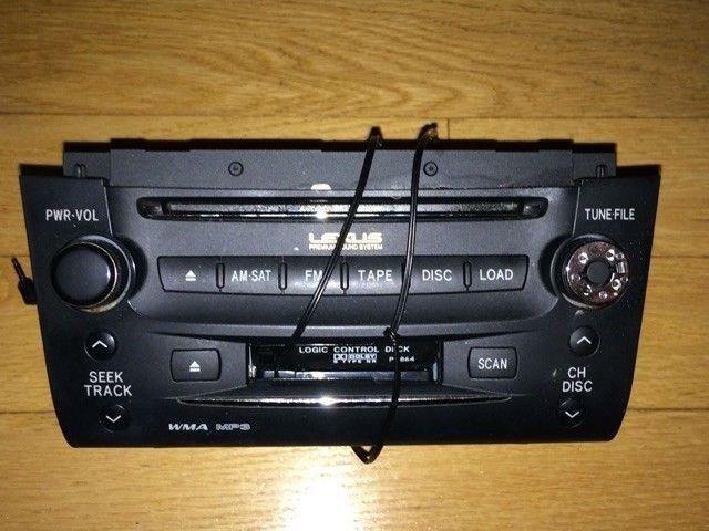 2007 Lexus Gs350 Cd Mp3 Player Sat Radio Oem Ebayrhebay: 2007 Lexus Gs350 Satellite Radio Id At Gmaili.net
