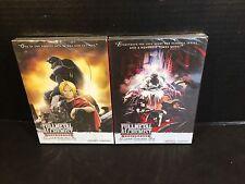 FMA Fullmetal Alchemist: Brotherhood Complete Series DVD Full Collection 1 & 2