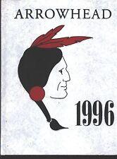 Clinton Township  MI Chippewa Valley High School yearbook 1996 Michigan