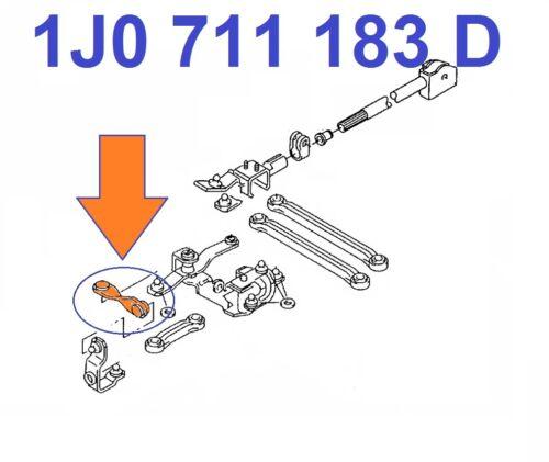 Schaltstange Schaltgestänge vorne VW BORA Kombi 1J6