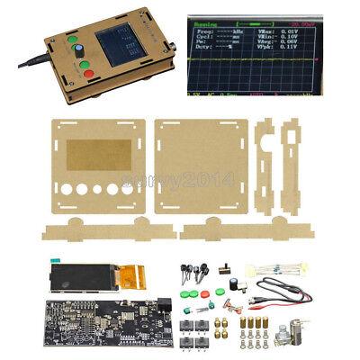 "DSO311 2.4"" TFT Mini Digital LCD Oscilloscope(1Msps) STM32 12-Bit with Probe"