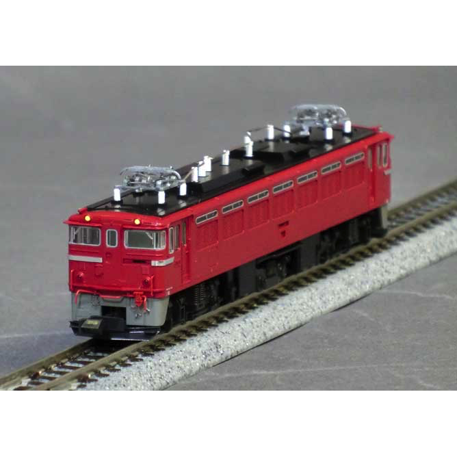 Kato 3071 Electric Locomotive EF76-500 - N