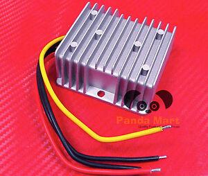 WaterProof (36V/48V to 12V) (20A 240W) DC/DC Step-DOWN Power Converter Regulator