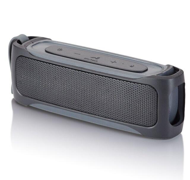 Blackweb Rugged Bluetooth Speaker IPX5 Splash Proof Rating 7 HR Playtime