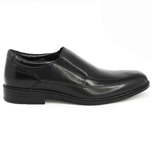 Kenneth-Cole-Mens-Black-or-Brown-Leather-Zapato-Slip-On-Loafer-Shoes