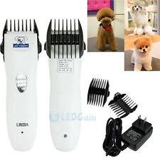 Electric Low-noise Animal Pet Dog Cat Hair Razor Grooming Clipper Trimmer Shaver