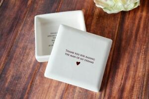 Mother of the Groom Gift, Mother In Law Wedding Gift - Square ...