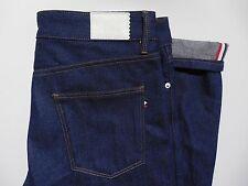 Lacoste Live L!ve Slim Fit Jeans 32 Raw Indigo New HH9789