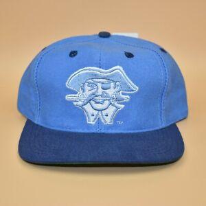Seton-Hall-Pirates-Twins-Enterprise-Vintage-90-039-s-NCAA-Snapback-Cap-Hat-NWT