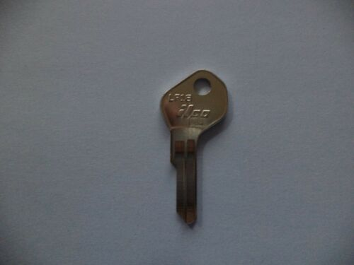 Lowe /& Fletcher Key Blank LF18