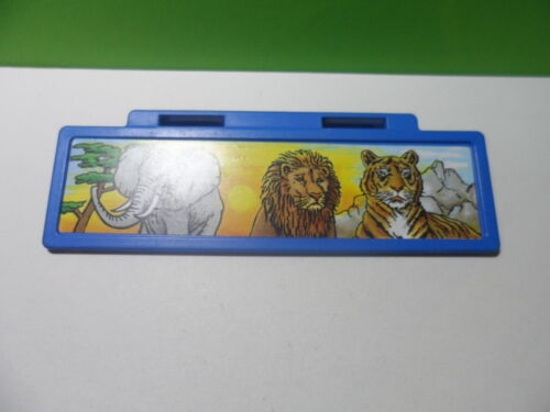 panel Panneau de zoo PLAYMOBIL 3634 Sign