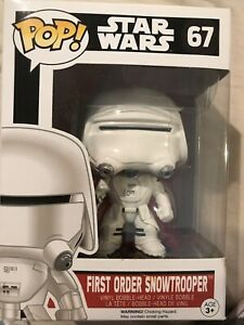 Funko-Pop-Vinyl-Star-Wars-First-Order-Snow-trooper-Number-67