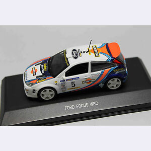 1-43-Car-Model-80012-FORD-FOCUS-WRC-MARTINI