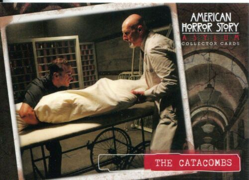American Horror Story Asylum Welcome To Briarcliff Chase Card WB5
