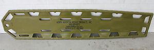 US-Army-NAR-Spineboard-schwimmfaehig-Rettungsbrett-Wirbelsaeulenbrett-Spinalboard