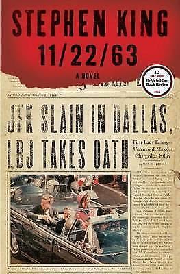 1 of 1 - 11/22/63: A Novel
