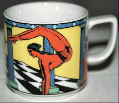 CELLA  Espressotasse Espresso Cup Taza BOPLA Porzellan stapelbar Neu