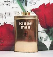 Kings Men Luxury Talc 2.5 Oz. Unboxed.