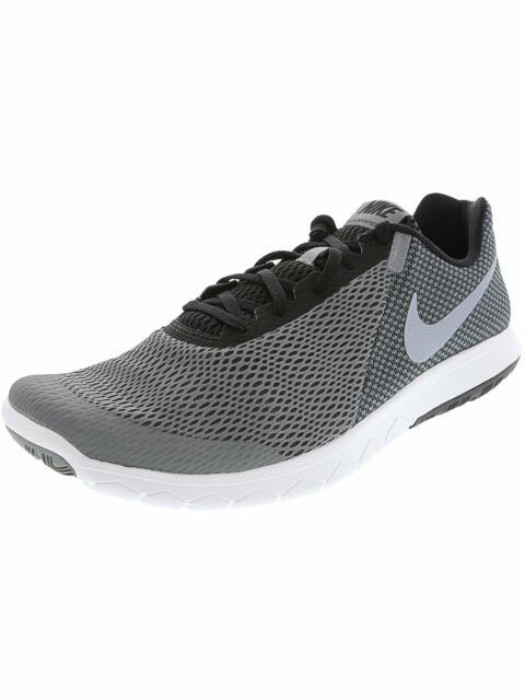 dacbbf4515a7 Nike Flex Experience RN 6 Mens 881802-010 Grey Black Running Shoes ...