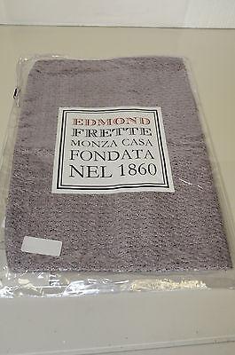 Cuscini 50 X 50.New Frette Edmond Decorative Pillow Straw Sham Cuscino Purple Eur
