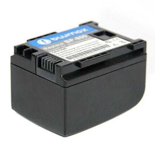 Batteria Blumax 7,4V 850mAh per Canon BP-809