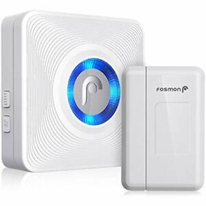 Fosmon-WaveLink-51004HOM-Wireless-Door-Open-Chime-Operating-Range-120M-400FT